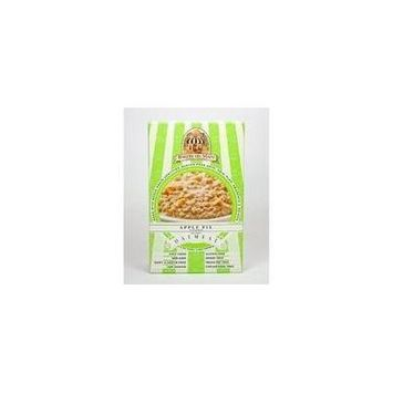 Bakery On Main Apple Pie Oatmeal 10.5 Oz (Pack of 6)
