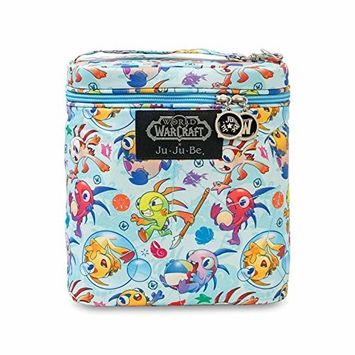Jujube March of Murlocs World of Warcraft Collection - Fuel Cell Baby Bottle Insulated Bag