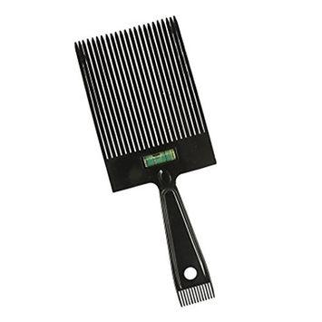Kapmore Flat Top Comb Barber Hair Comb for Mens Hair Cutting