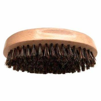 Kapmore Beard Brush Facial Hair Care Beard Grooming Bristle Brush Mustache Brush for Men