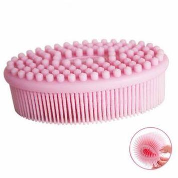 Outgeek Shower Brush Body Massage Shower Hair Brush Baby Bath Brush for Infant Baby Toddlers Kids Adult