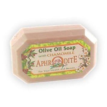 Aphrodite Olive Oil Soap with Chamomile