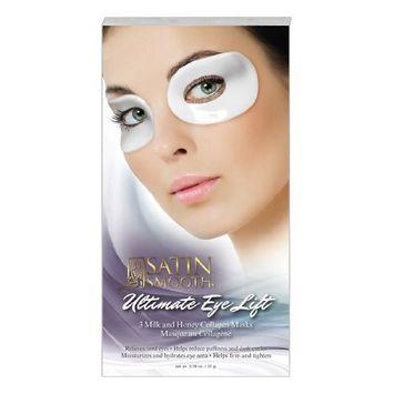 SATIN SMOOTH Ultimate Eye Lift Collagen Mask []