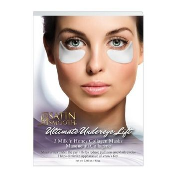 Satin Smooth Ultimate Undereye Lift Collagen Mask []