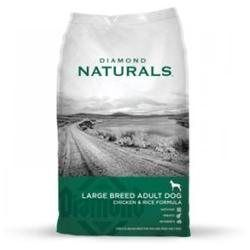 Diamond Naturals Large Breed Adult 60+lbs Dry Dog Food
