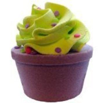 Berry Yummy Fizzy Bath Cupcake