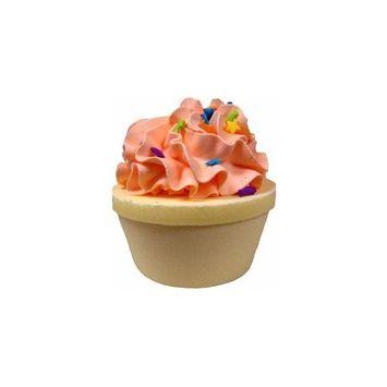 Jamaiican Me Crazy Fizzy Bath Cupcake