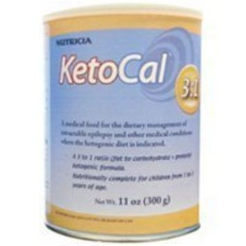 Ketocal Powder 3 : 1 Nutritional Supplement for Children upto 8 Years Old - 300 Grams
