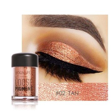 Big Promotion! Eyeshadow Powder,ZYooh 12 Colors Luxury Shimmer Makeup Pearl Metallic Eye Shadow Powder Cosmetic