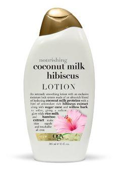 OGX® Coconut Milk Hibiscus Body Lotion