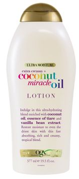 OGX® Coconut Miracle Oil Body Lotion