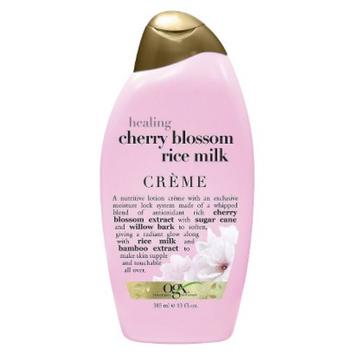 OGX® Healing Cherry Blossom Rice Milk Creme