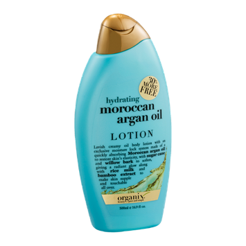 OGX® Hydrating Moroccan Argan Oil Creamy Oil Lotion