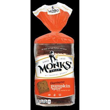 Monks' Pumpkin Spice Bread, 16 oz