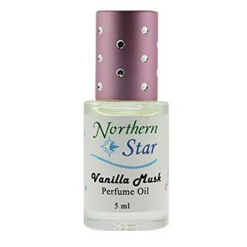 Vanilla Musk Perfume Oil - Roll-On Applicator 5ml