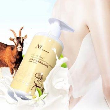 Goat Milk Whitening Moisturizing Body Lotion Skin Care Whitening Moisturizing