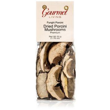 Dried Porcini Mushrooms | 50g of Premium Grade Sliced Funghi Porcini Secchi