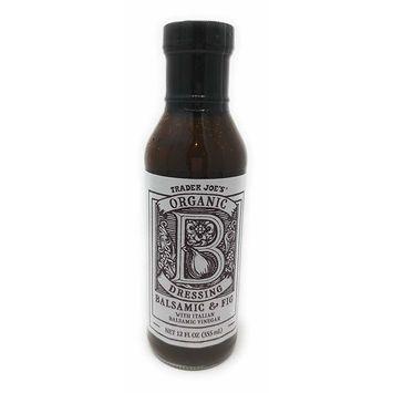 Trader Joe's - Organic Balsamic & Fig Dressing NET 12 FL OZ (355 ml) - 2-PACK