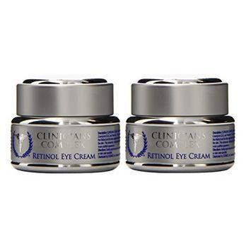 Clinicians Complex Retinol Eye Cream 0.5 oz (Set of 2)