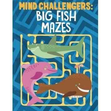 Jupiter Kids Mind Challengers: Big Fish Mazes