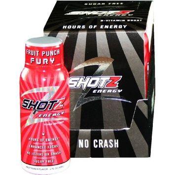 Shotz, Punch Fury, 6-Count
