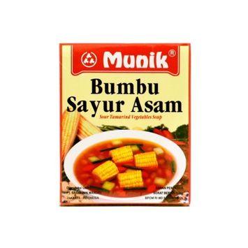 Bumbu Sayur Asam (Sour Tamarind Vegetable Soup Seasoning) 6.4oz (Pack of 3)
