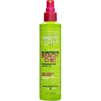 3 Pack - Garnier Fructis Style Beach Chic Texturizing Spray 8.5 oz