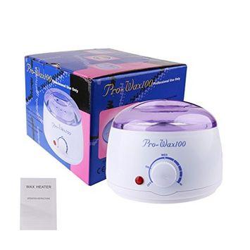 Freebily Portable Wax Heater Warmer Melting Pot Machine for Hair Removal (US Plug)