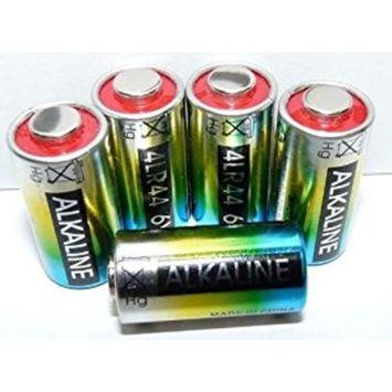5 x 4LR44 4A76 4G13 SR1154 4SR44 6v Eunicell Alkaline Battery Batteries