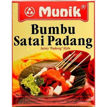 Munik Satai Padang Satay Seasoning, 60-Gram