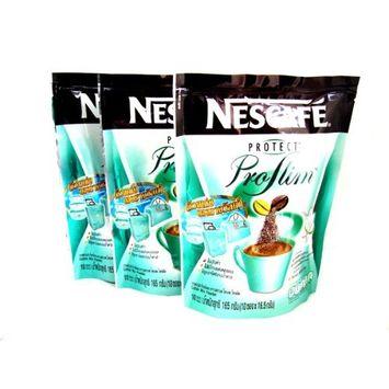 3 X Nescafe Protect Proslim Pro Slim Diet Slimming Weight Control Coffee 10 Sticks Made in Thailand