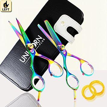Unicorn Plus Left Handed Hair Shears 5.5