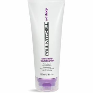 Paul Mitchell Extra Body Sculpting Gel, 6.8 oz (Pack of 6)