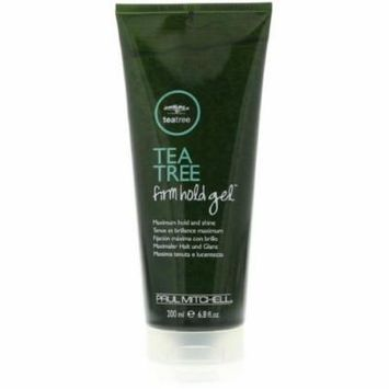 3 Pack - Paul Mitchell Tea Tree Firm Hold Unisex Gel 6.8 oz