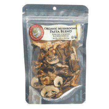 Aromatica Organics Pasta Blend Mushrooms, 1.0-Ounce Bags (Pack of 3)