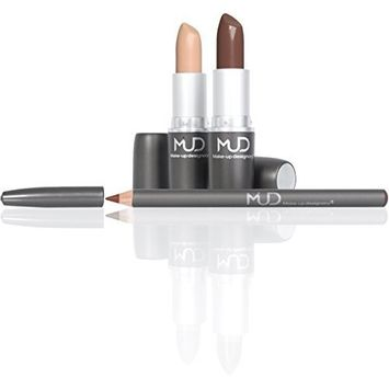 MUD's Unveiled Lips Kit by MUD - Makeup Designory
