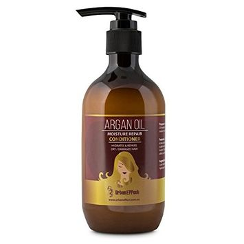 Urban Effect Moisture Repair Conditioner, Hydrates & Repairs Dry/Damaged Hair, Daily Use with Urban Effect Shampoo, Hair Treatment