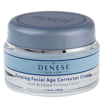 Dr. Denese New York Dr. Denese Firming Facial Age Corrector Cream 3.4 Oz - Super-size!