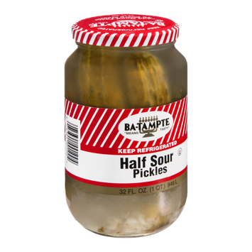 Ba-Tampte Half Sour Pickles