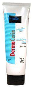 DermaCerin Moisturizing Skin Cream 3.75 Oz Squeeze Tube