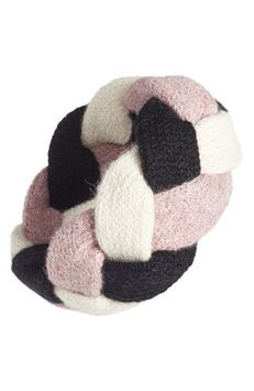 Women's Lamini Ann Alpaca Braided Headband - Pink