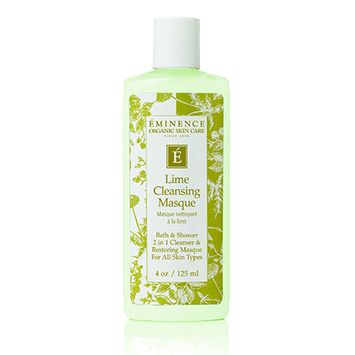 Eminence Organics Lime Cleansing Masque 4.2 oz/120 ml
