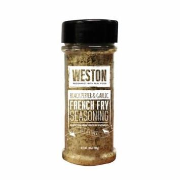 Weston Classic French Fry Dry Seasoning Classic French Fry Dry Seasoning
