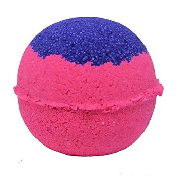 Intimate Bath and Body 5.5 oz Love Spell Skin Loving Pink Bath Bomb