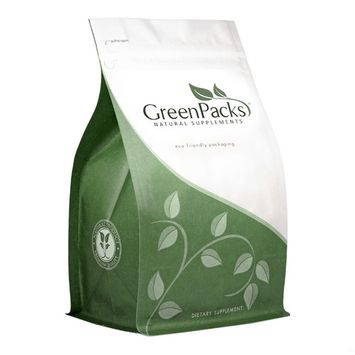 GreenPacks Olive Leaf Extract (High-Potency) Supplement, 400 capsules