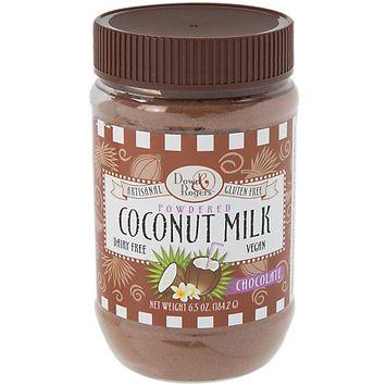 Coconut Milk Powder Chocolate FunFresh 6.5 oz Powder
