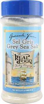 FunFresh Foods The Real Food Trading Company Sel Gris Grey Sea Salt 6.43 oz