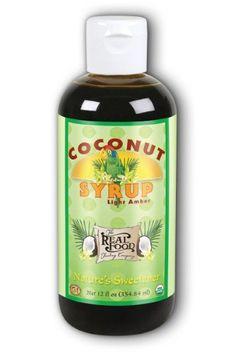 Coconut Syrup FunFresh 12 fl oz Liquid