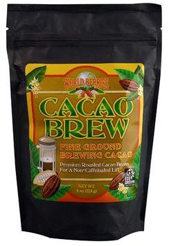 FunFresh Foods World Berries Cacao Brew Fine Ground 8 oz