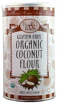 FunFresh Foods Dowd & Rogers Organic Coconut Flour 14 oz